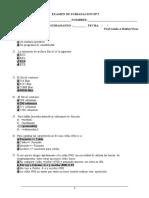 Examen Subsanacion Ept Ie 1157