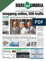 Rassegna Stampa Dell'Umbria e Nazionale Video e Sfogliabile Del 20 Dicembre 2018
