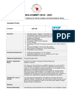SAP Profile 2