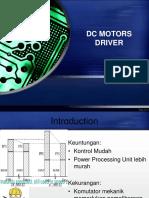 DC Motors Driver