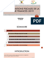 INNOVATIONS LF 2019 AU CAMEROUN