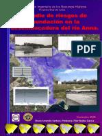 Estudio de riesgos de inundación en la desembocadura del río Anna