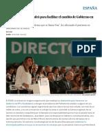 El PSOE No Se Abstendrá Para Facilitar El Cambio de Gobierno en Andalucía _ España _ EL PAÍS