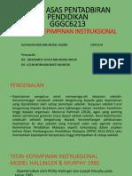 GP07229 Tugasan Individu Teori