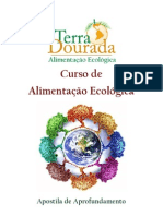 Curso de Alimentação Ecológica - Apostila