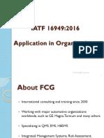 ASQ Presentation FCG November 2017