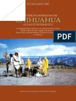 Los pueblos indígenas de Chihuahua