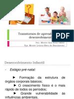 Transtornos de aprendizagem X desenvolvimento infantil.pdf