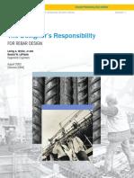 CRSI-Designers responsibility for rebar design.pdf