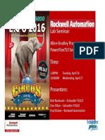 Rockwell ProgrammingPowerFlex753SeriesVariableFrequencyDrivesHOL
