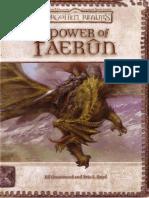 [D&D 3.5] Power of Faerun
