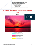 Substance Abuse Providers
