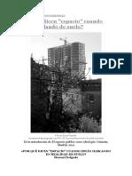 Documento Urbanismo