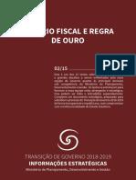 2 Cenário Fiscal e Regra de Ouro Versão Para Publicação