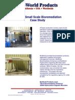 Nursery Small Scale Bio Remediation Case Study