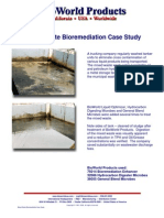 Mixed Waste Bio Remediation Case Study