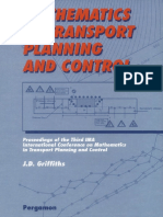 Mathematics in Transport Planning
