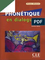 Phonétique en Dialogues - Niveau Debutant