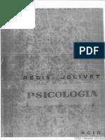 Régis Jolivet - Tratado De Filosofia - Tomo II - Psicologia.pdf