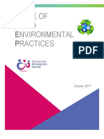 Guide Good Environmental Practices Social Promotion Foundation 2017-10-09