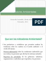 Indicadores-Ambientales