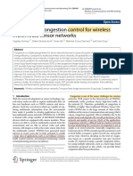 Fuzzy-based Congestion Control for Wireless Original ISSN 1687-1499 B1
