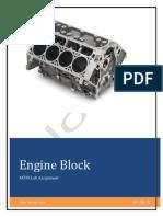 Assignment Engine Block