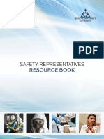Safety Representatives Resource Book IRELAND