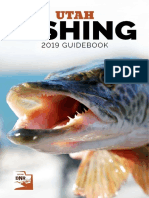 2019 Utah Fishing Guidebook