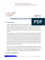 Bab IV (Metodologi)