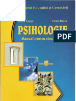 Manual Psihologie Clasa a X-A