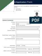 Ccba Application Form