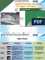 NWS Storm Briefing (12/20/2018)