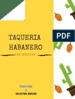 Taqueria Habanero 6