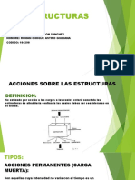 ESTRUCTURAS ACCIONES EN LAS ESTRUCTURAS.pptx