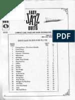 Easy Jazz Duets Copia