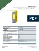 SIMATIC DP, Electronics module for ET 200SP