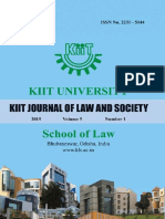 ICFAI Law School Online Magazine - March 2018