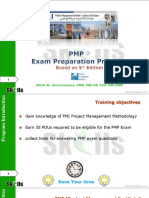 PMP_5th Edition- Exam Prep Program