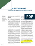 Articulo BAQ Por Martin Padron