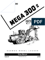 DAEWOO MEGA 300-III WHEEL LOADER Service Repair Manual SN:0001 and Up.pdf
