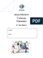 Ciencias Naturales 6to Diagnostico