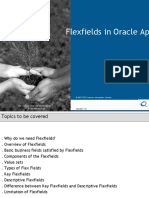 Oracle Apps flexfields Concepts