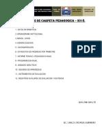 Carpeta Pedagogica 2018 Jma