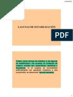 Lagunas de Estabilizacion-Anaerobias