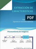 Extracción de caracteristicas