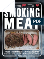 Smoking Meat - 1st Edition (DK Publishing) (2016)