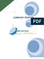 Corporate Profile-ORBIT INFOTECH
