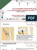 A Estrutura e a Ancoragem Estrutural Em Um Sistema de Ancoragem Contendo Uma LVHF