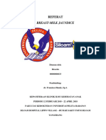REFERAT Breast-milk Jaundice (1)